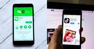 WeChat and Tik Tok banned in US