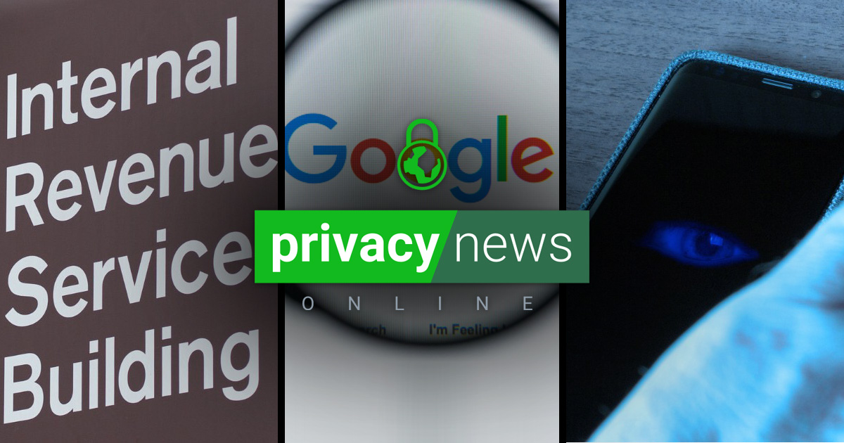 Privacy News Online | Weekly Review: October 16, 2020