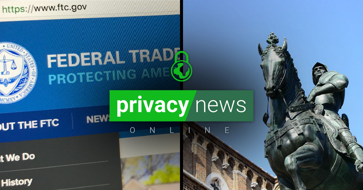 Privacy News Online | Weekly Review: November 20, 2020
