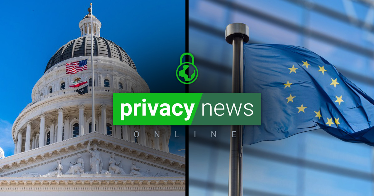 Privacy News Online | Weekly Review: November 13, 2020