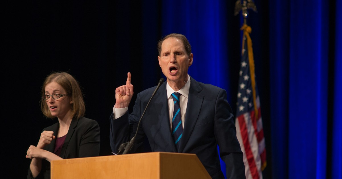 Senator Wyden to introduce legislation to stop the IRS from spying on Americans