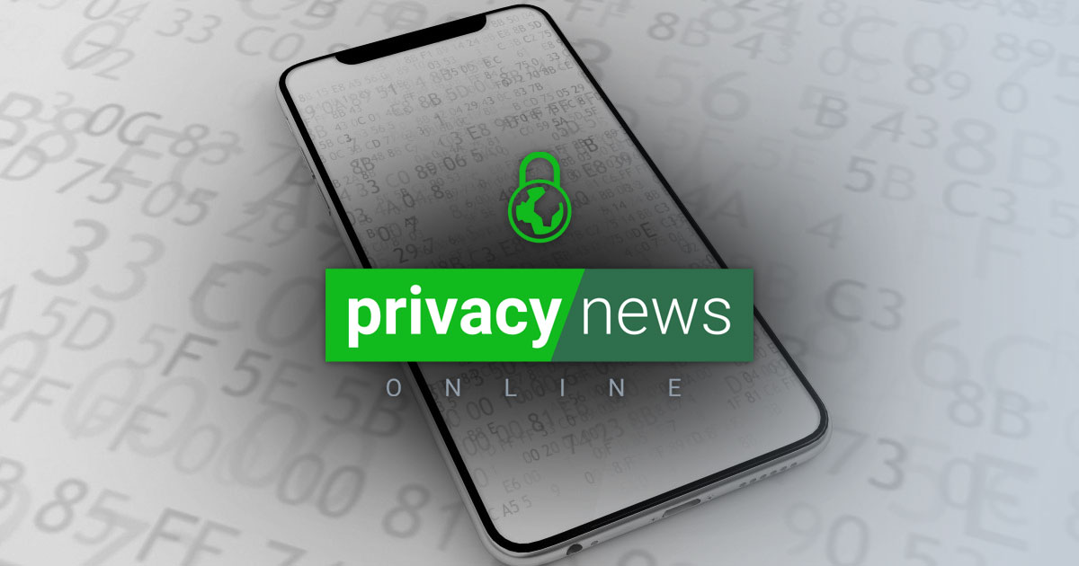 Privacy News Online | Weekly Review: January 1, 2021