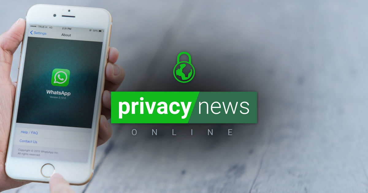 Privacy News Online | Weekly Review: December 18, 2020
