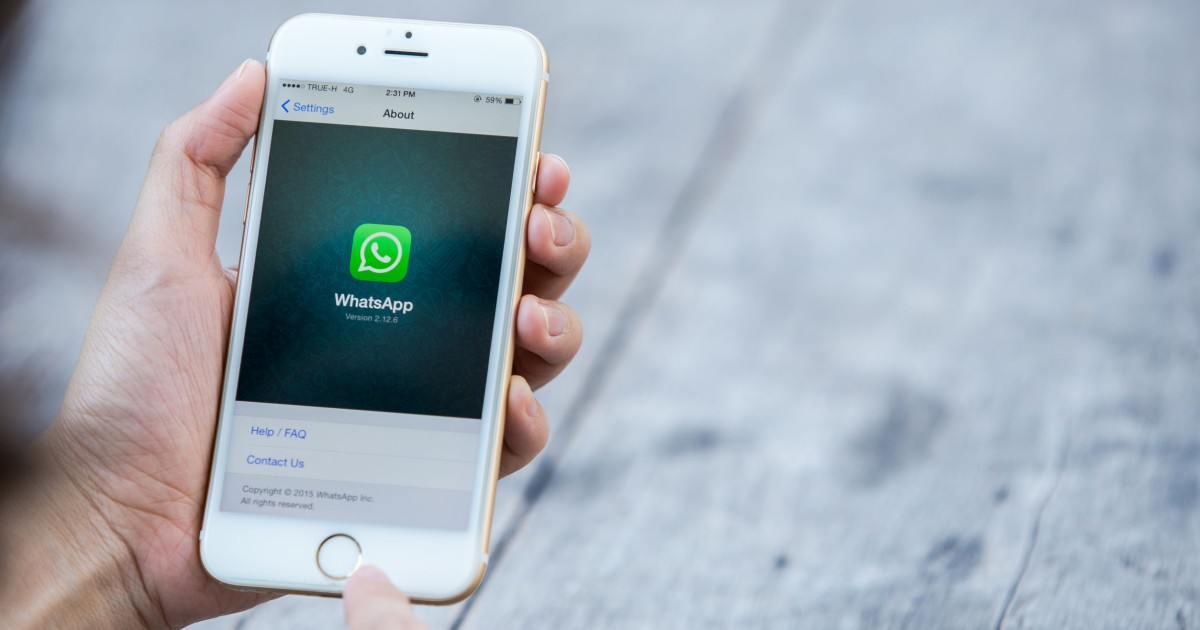 WhatsApp protests Apple's new privacy nutrition labels for iOS 14