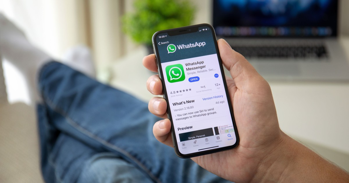 Apple's new privacy labels show how data hungry Facebook Messenger and WhatsApp are