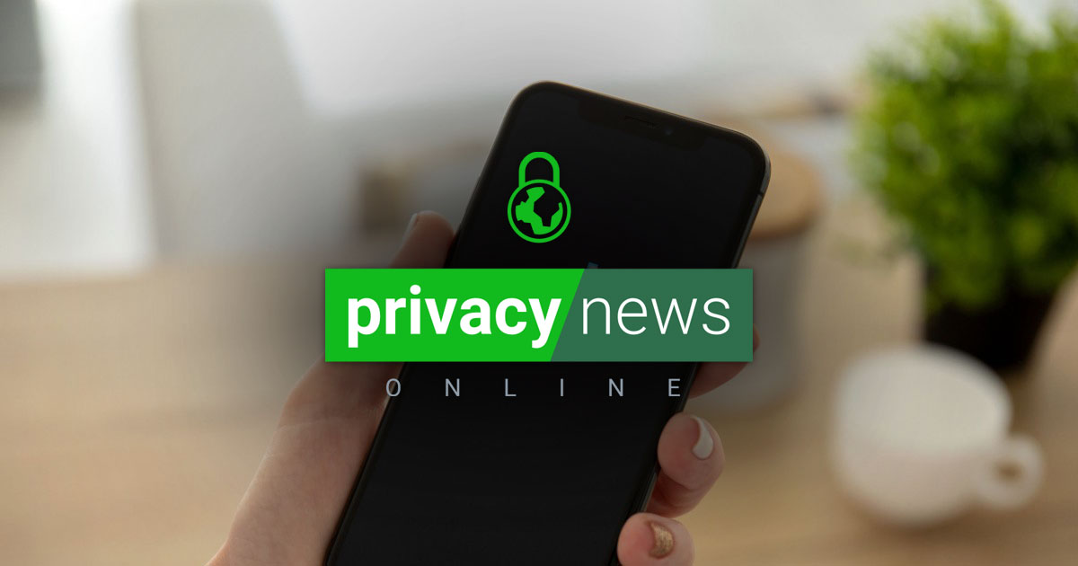 Privacy News Online | Weekly Review: January 29, 2021