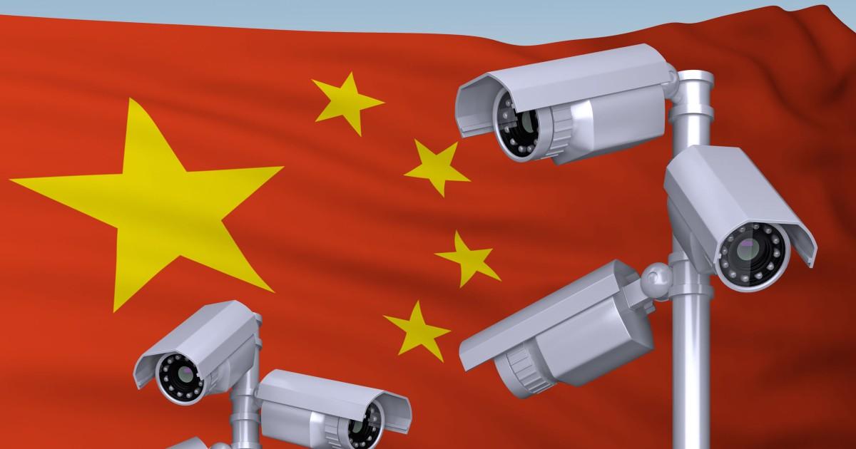 China's Sharp Eyes CCTV surveillance program redefines the Neighborhood Watch