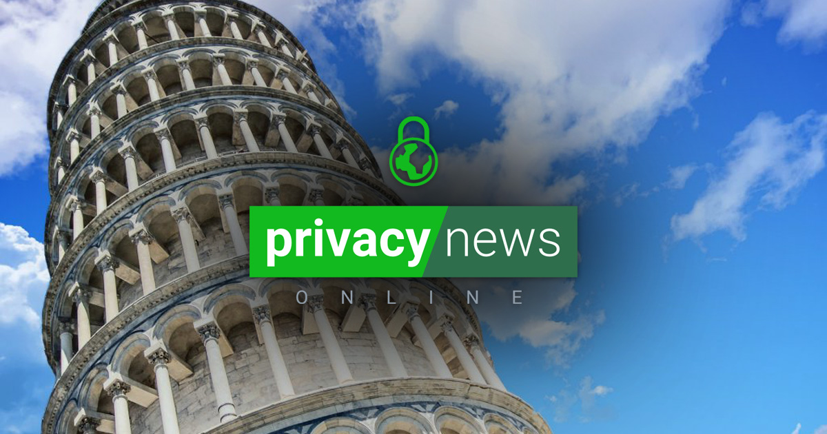Privacy News Online | Weekly Review: March 19, 2021