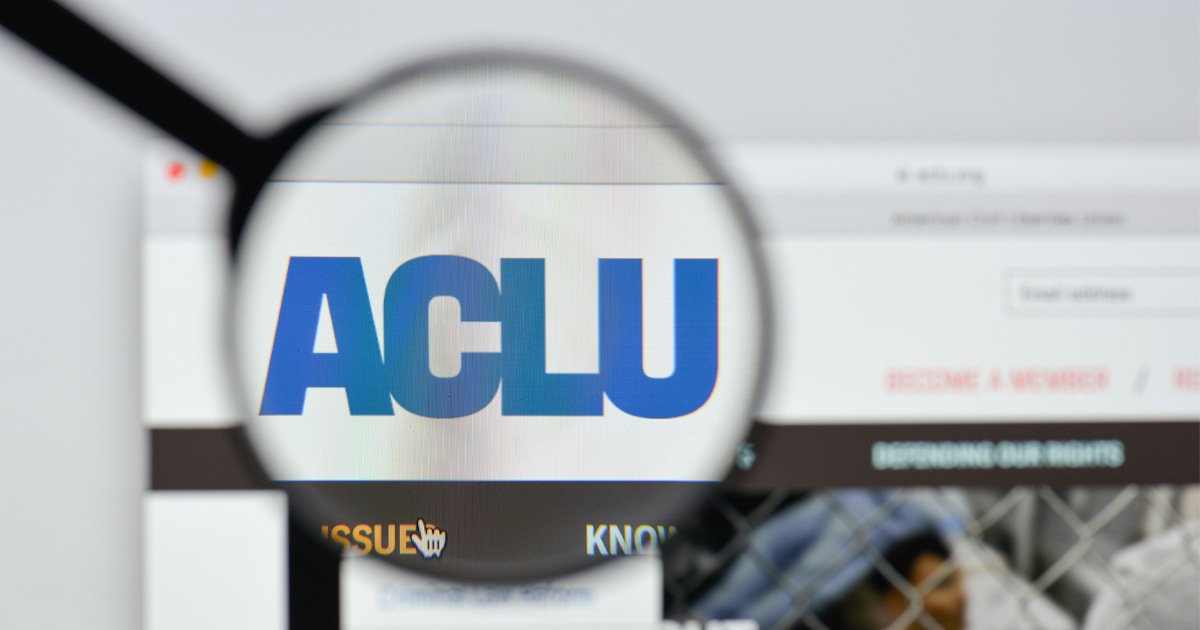 ACLU shares user data with Facebook and friends